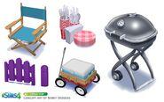 The Sims 4 - Bebês (Conceito 2)