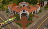Hospital e Laboratório de Pesquisas Wolfston