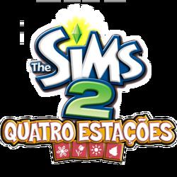 Logo The Sims 2 Quatro Estações.png