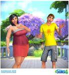 TS4Screenshot Gamescom 9