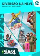Capa The Sims 4 Diversão na Neve