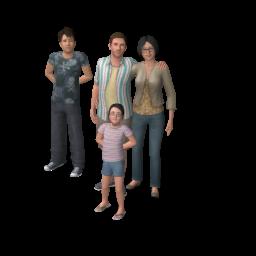 Família Terra