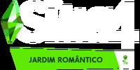 The Sims 4 - Jardim Romântico (Logo)