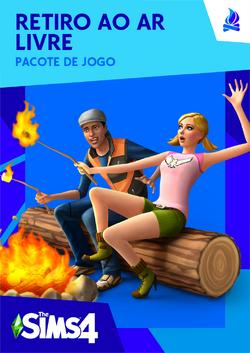 Capa The Sims 4 Retiro ao Ar Livre.png