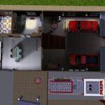 Corpo de Bombeiros Comunitário, primeiro andar.jpg