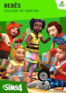 Capa The Sims 4 Bebês