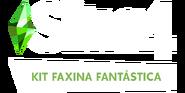 The Sims 4 - Faxina Fantástica (Logo)