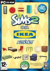 Capa Os Sims 2 Casa IKEA.jpg