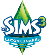 Logo Os Sims 3 Lagos Lunares.png