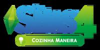 Logo The Sims 4 Cozinha Maneira (Primeira Versão)