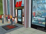 The Sims 2: H&M Fashion