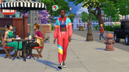The Sims 4 - Moda Retrô (2)