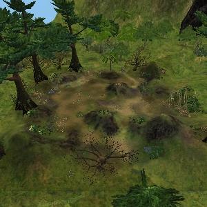 Cemitério (The Sims Histórias de Náufragos)