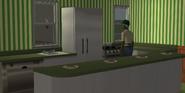Cozinha de república