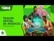 The Sims™ 4 Sobrenatural Coleção de Objetos- Trailer Oficial de Anúncio