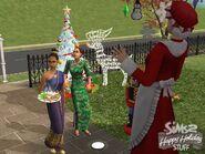 The Sims 2 - Festa de Natal (2)