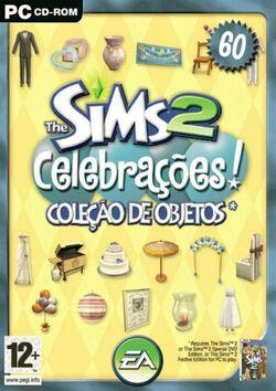 Capa The Sims 2 Celebrações!.jpg