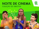 The Sims 4: Noite de Cinema