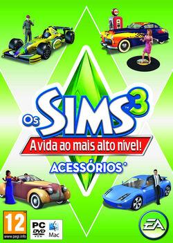 Capa Os Sims 3 A Vida ao mais alto Nível!.jpg