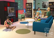The Sims 2 - Lar IKEA (3)