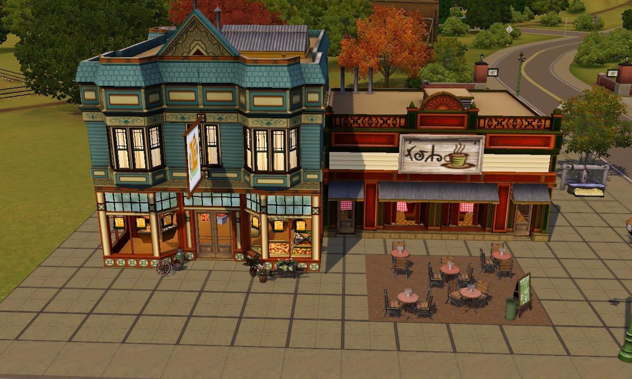 Mercado Darci Nema e Café Koffi