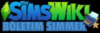 The Sims Wiki Boletim Simmer Logo 2.png