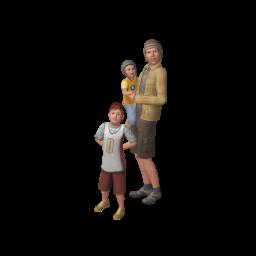Família Gilberto (Lucky Palms)
