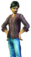 Don Lotário (The Sims 2 Console)