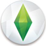Ícone The Sims 4 (primeira versão)
