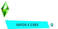 The Sims 4 - Gatos e Cães (Logo)