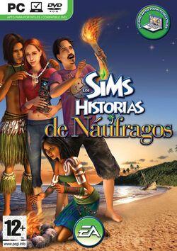 The Sims Histórias de Náufragos.jpg
