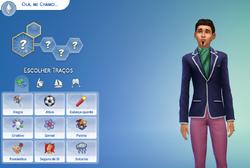 Traços de personalidade menu TS4.png