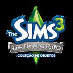 Logo The Sims 3 Vida em Alto Estilo.png