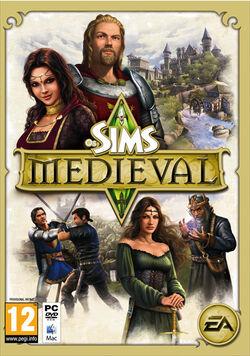 Capa Os Sims Medieval.jpg