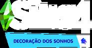 The Sims 4 - Decoração dos Sonhos (Logo)