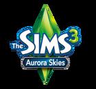 Logo The Sims 3 Aurora Skies.png