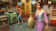 The Sims 4 - Dia de Lavar as Roupas (2)