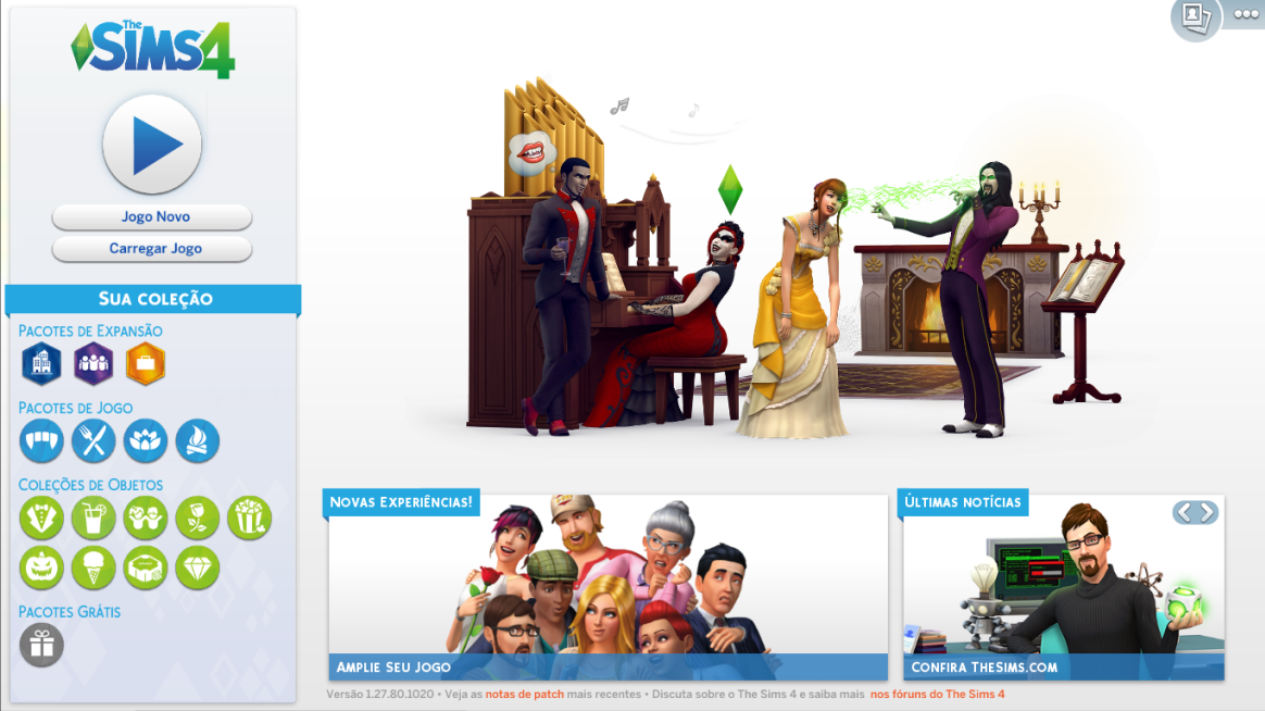The Sims 4/Patch 47