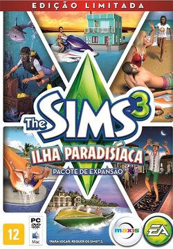 Packshot The Sims 3 Ilha Paradisíaca.jpg