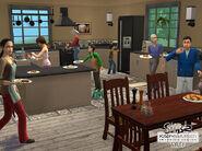 The Sims 2 - Cozinhas & Banheiros Design de Interiores (15)
