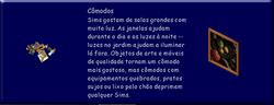 Descrição Cômodos TS