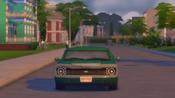 Carro The Sims 4