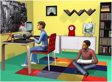 The Sims 2 - Lar IKEA (9)