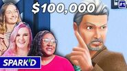 Pro Sims Players Compete For $100,000 In The Sims 4 • Spark'd Ep