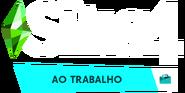 The Sims 4 - Ao Trabalho (Logo)