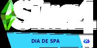 The Sims 4 - Dia de Spa (Logo)