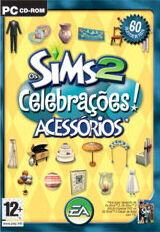 Capa Os Sims 2 Celebrações!.jpg