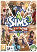 Packshot The Sims 3 Volta ao Mundo