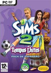 Capa Os Sims 2 Tempos Livres.jpg