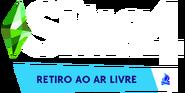 The Sims 4 - Retiro ao Ar Livre (Logo)